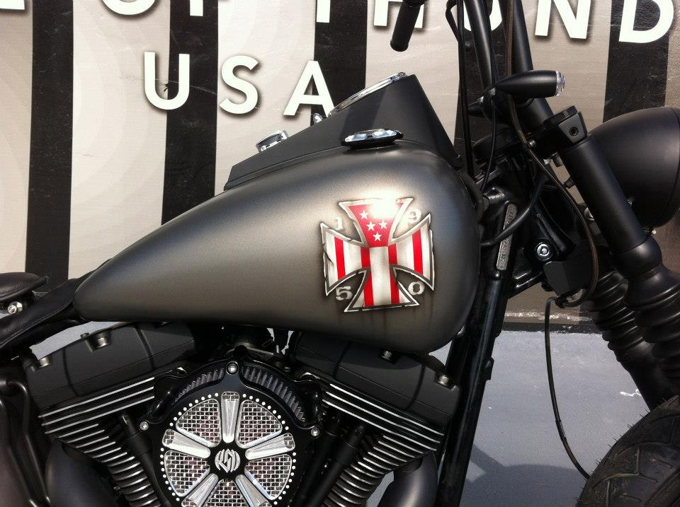 Harley-Davidson | Roland Sands Custom Bike