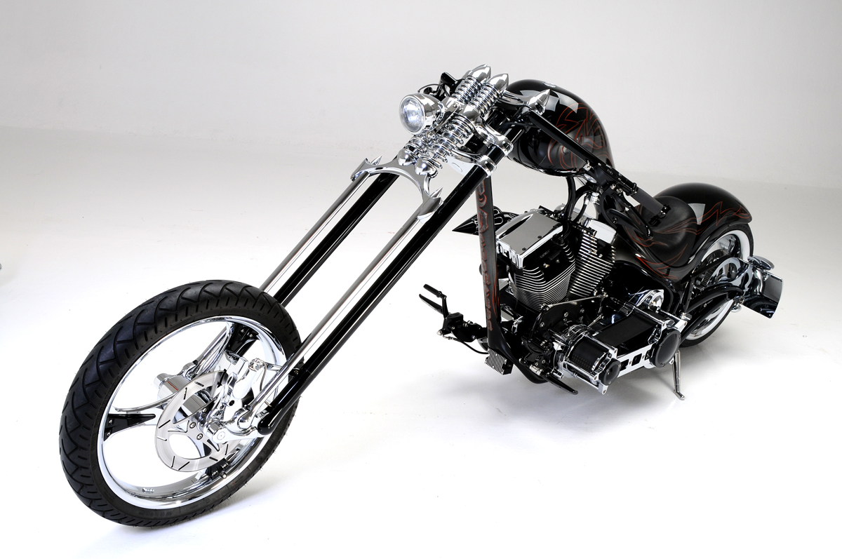 Phenomenom - Custom Bike