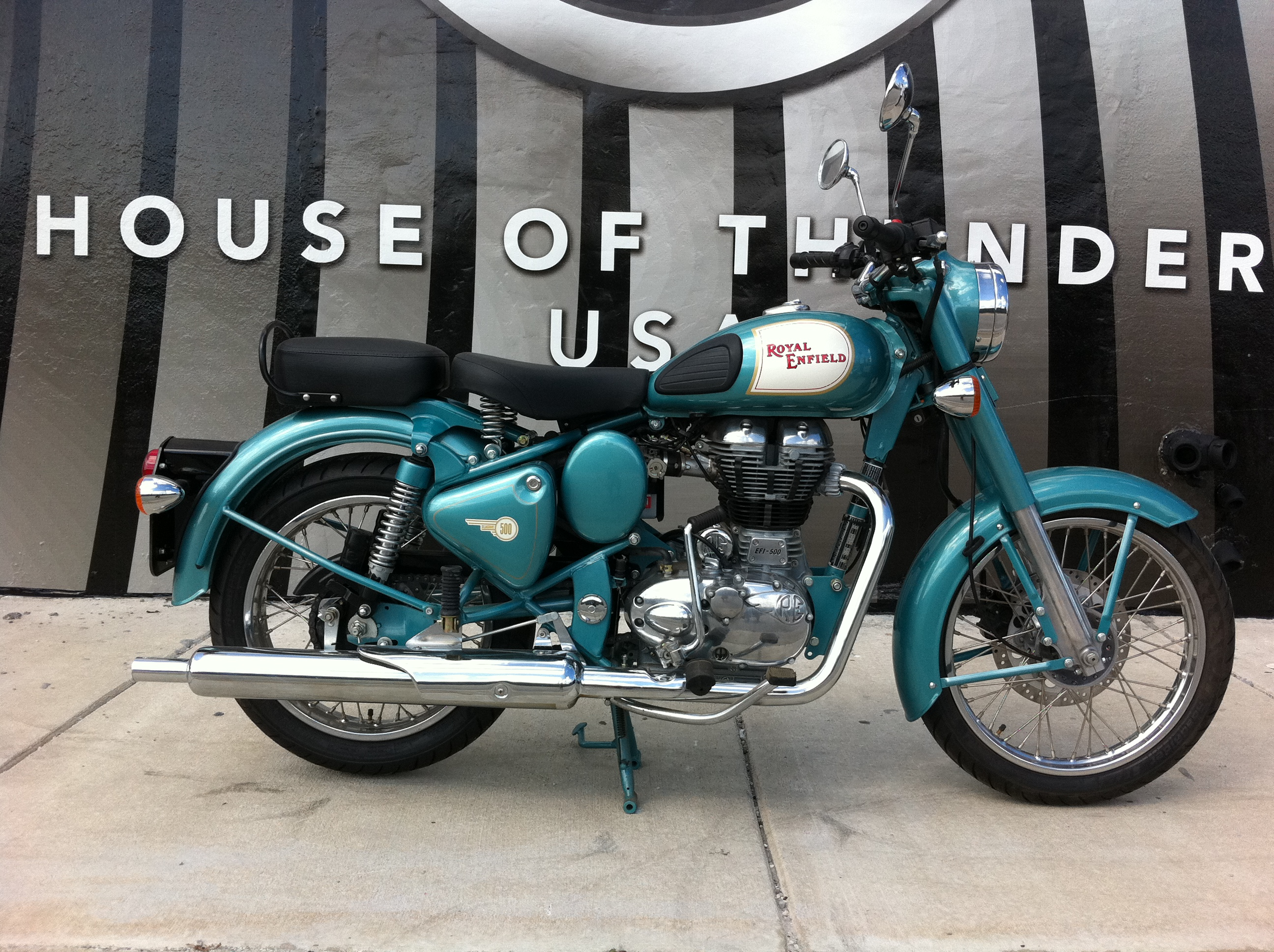 Royal Enfield C5 Classic